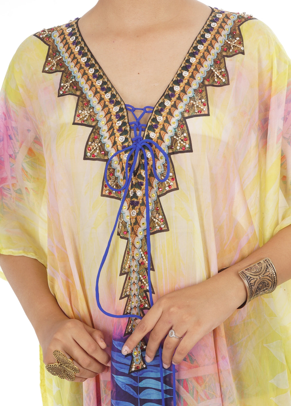 beautiful_lace_up_kaftan.mp4