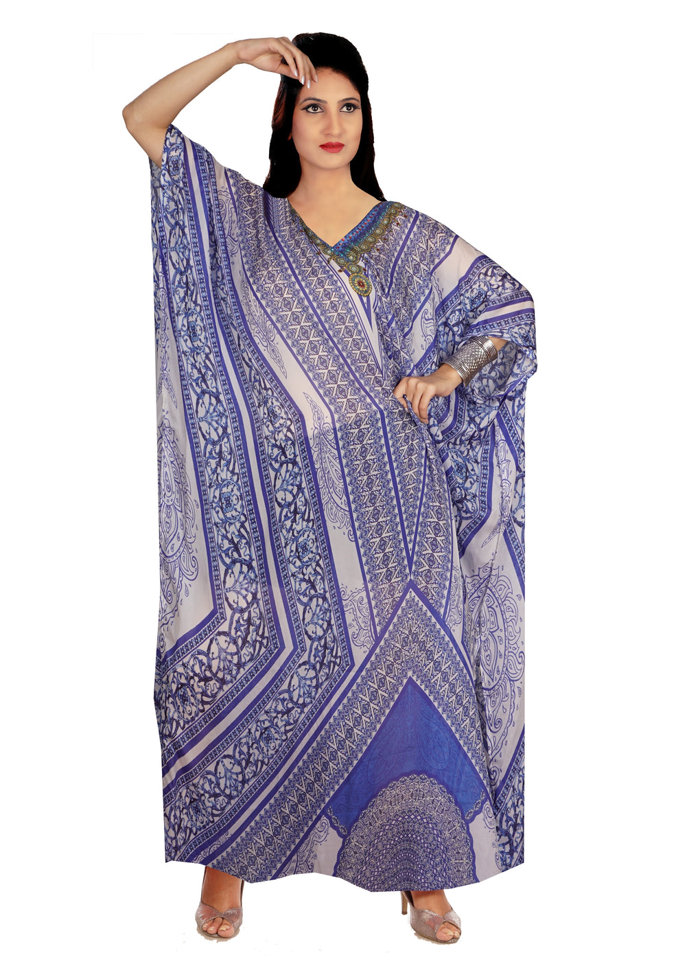 Kaftan for women kaftan for sale beach wear kaftan Beach wear dresses Resort wear for women - Silk kaftan