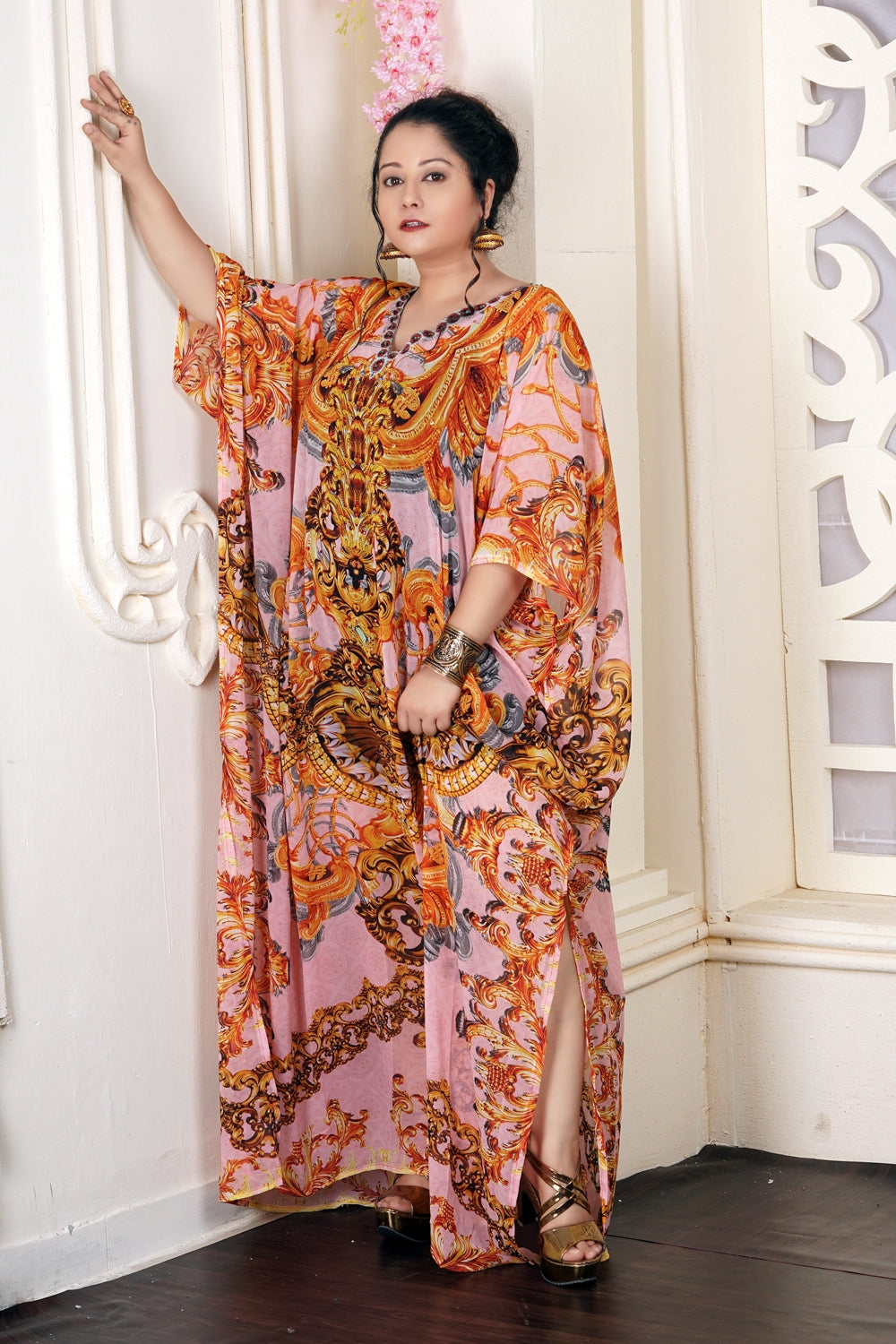 beachwear kaftans cover ups