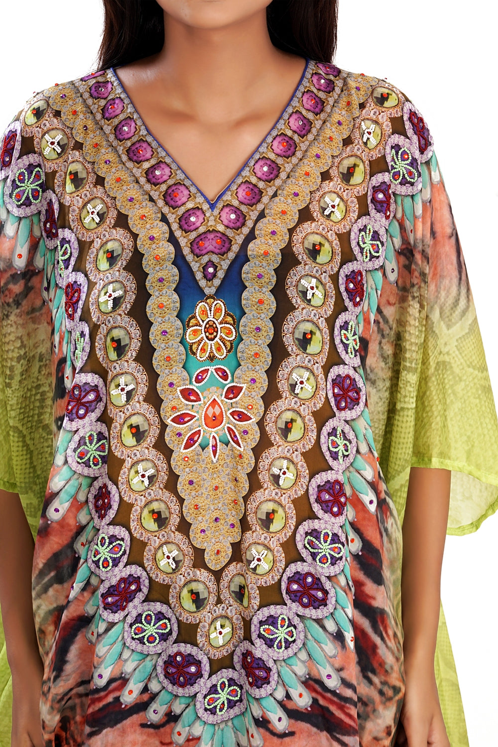 beautiful kaftan designs