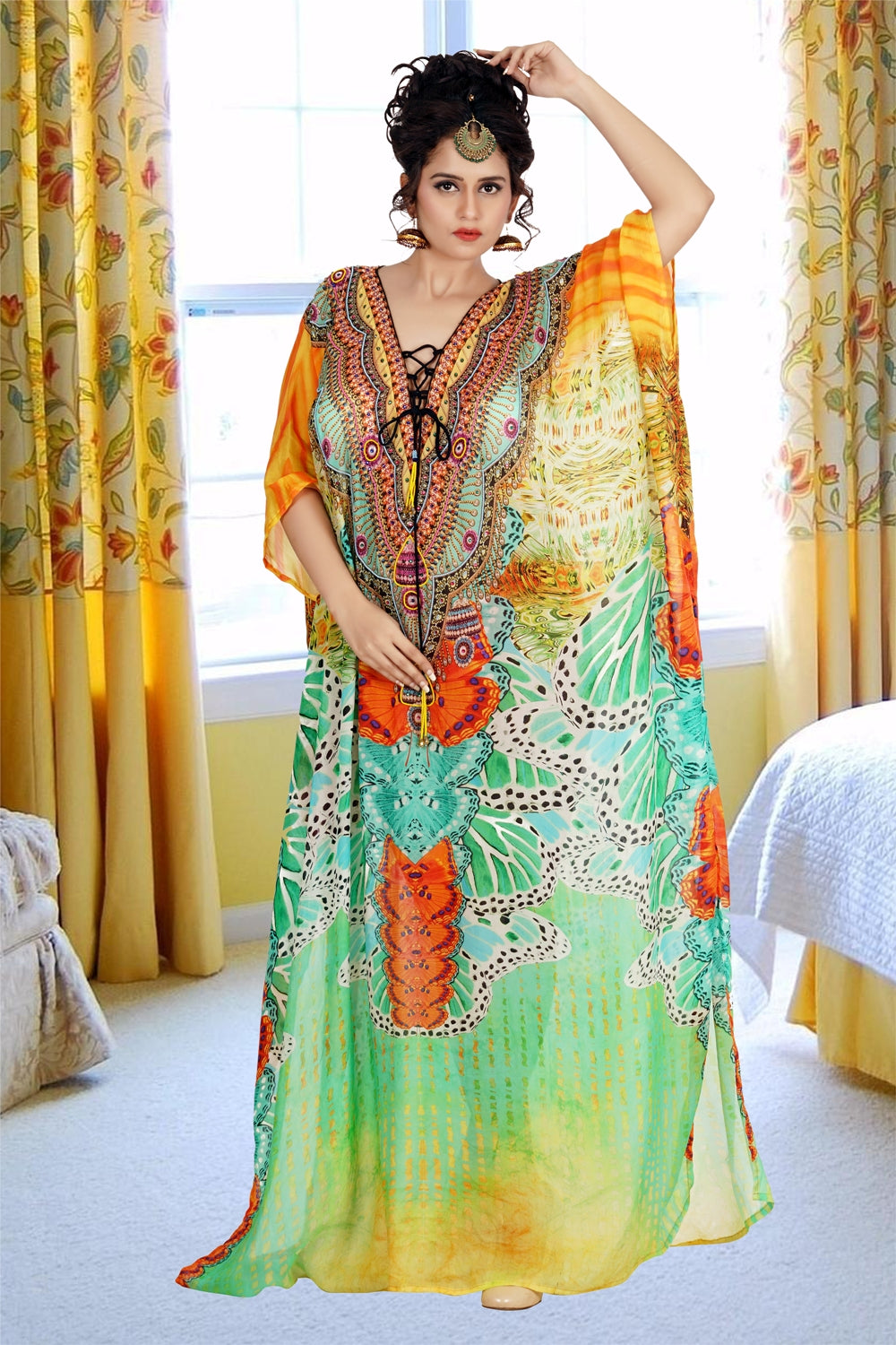 kaftan dresses wholesale