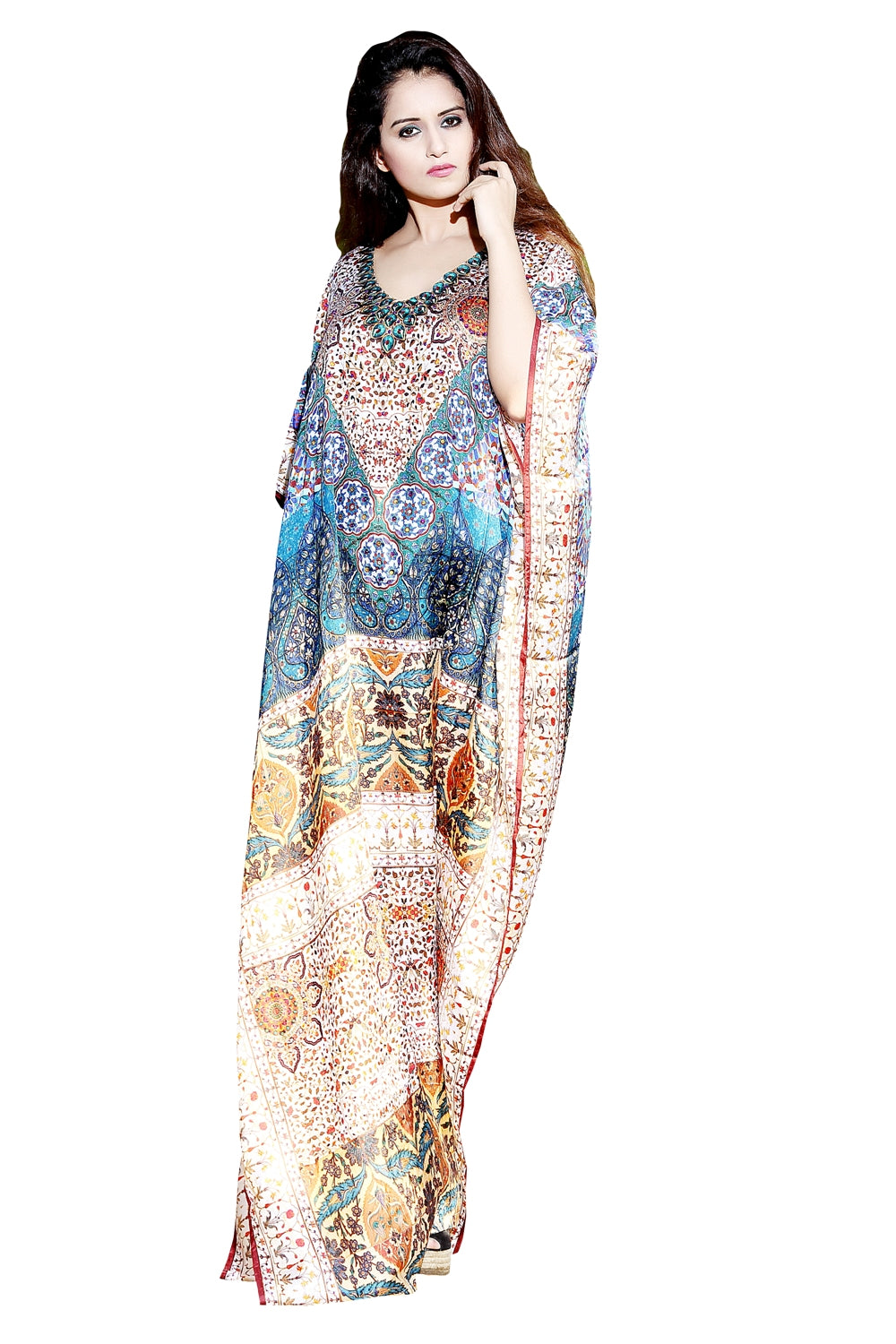 best beach kaftans