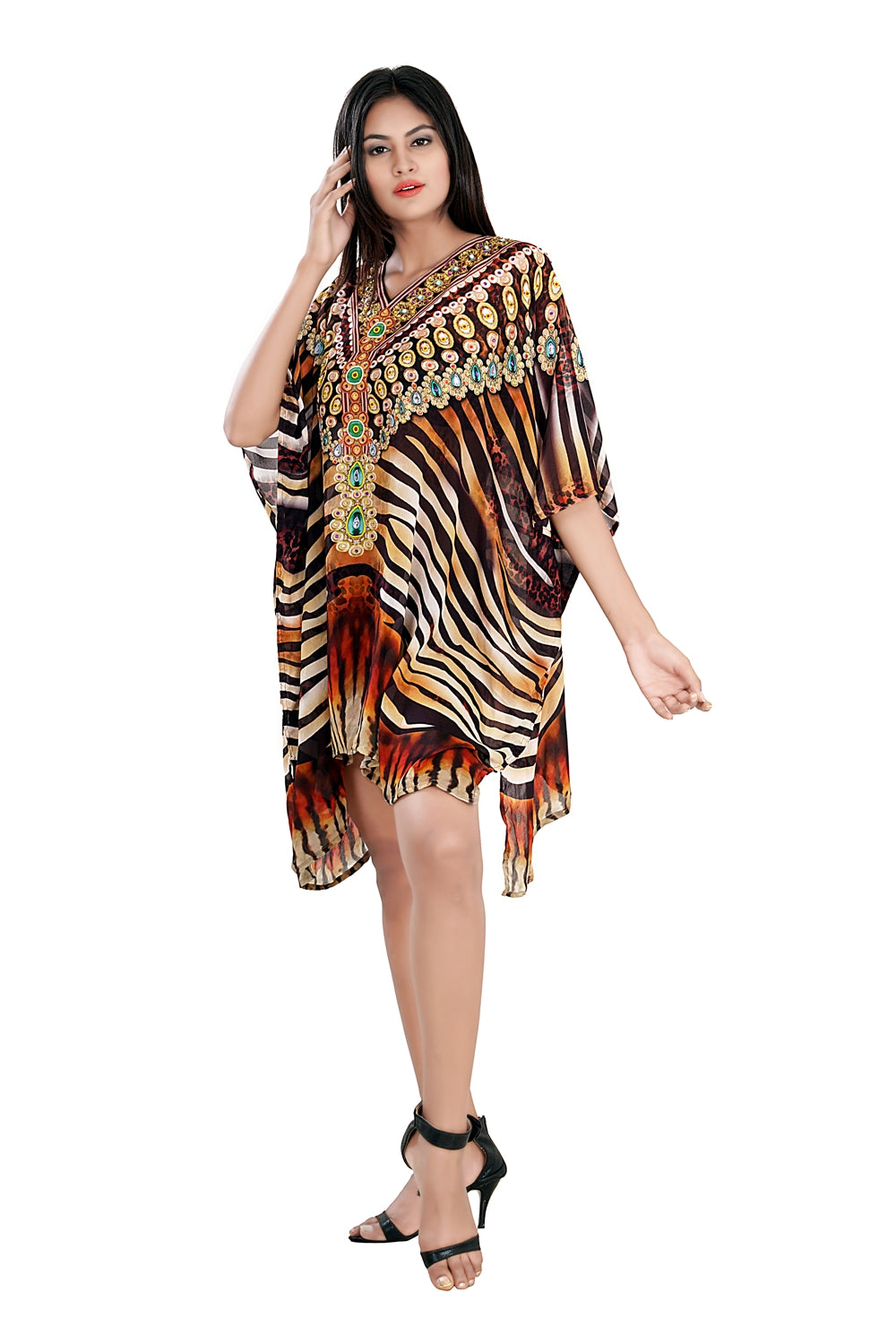 beach cover up kaftan