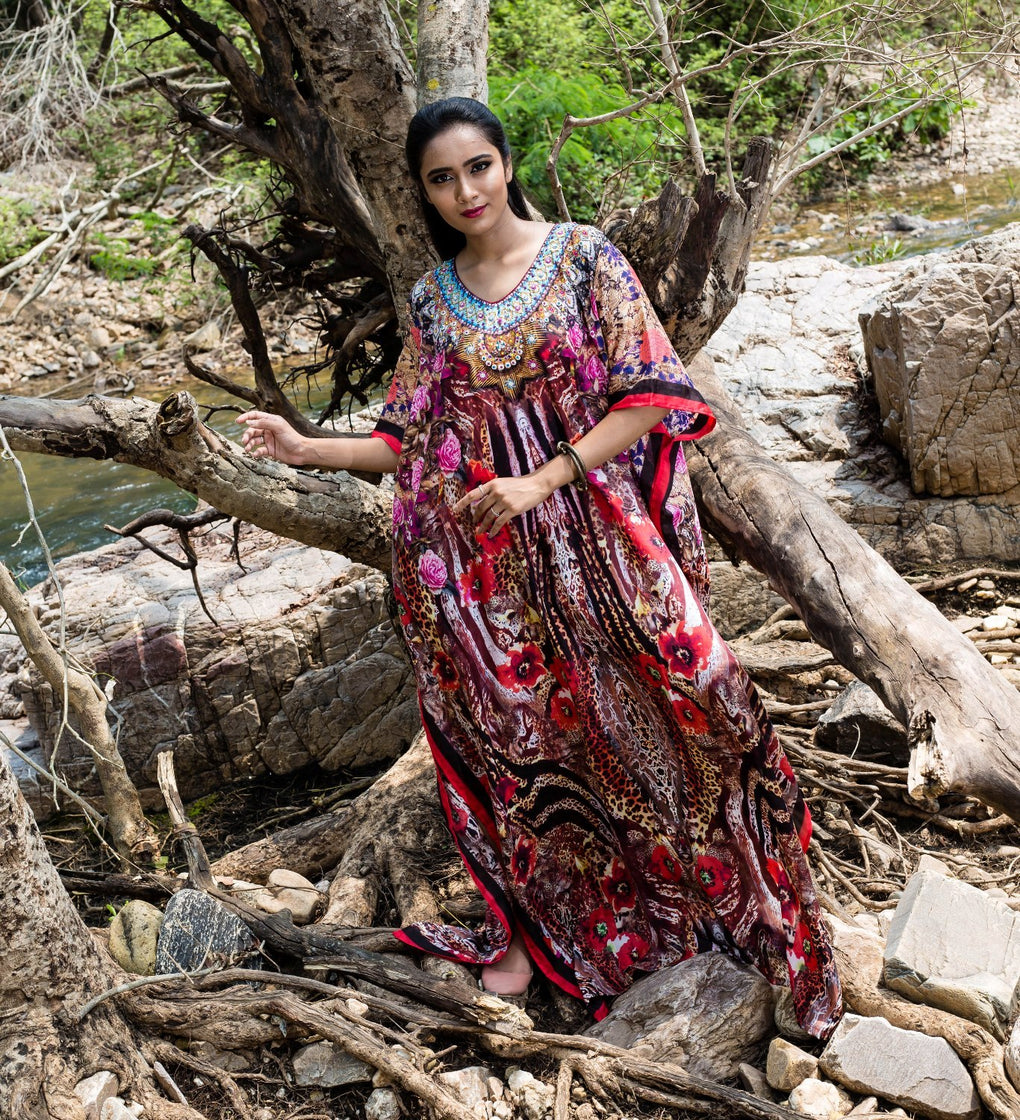 womens kaftans and tunics