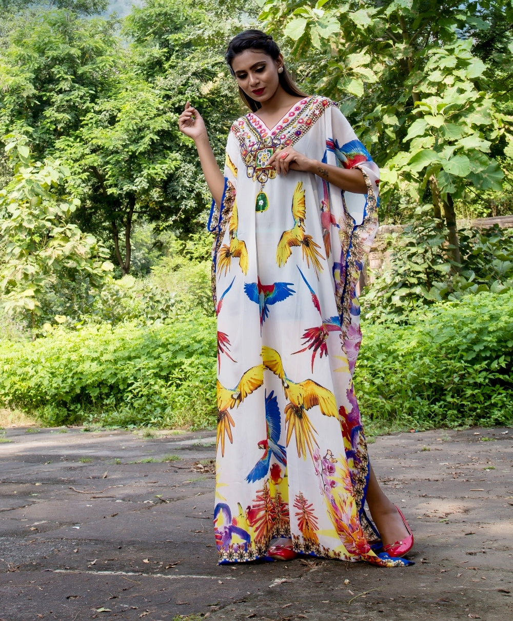 fashion kaftan dresses