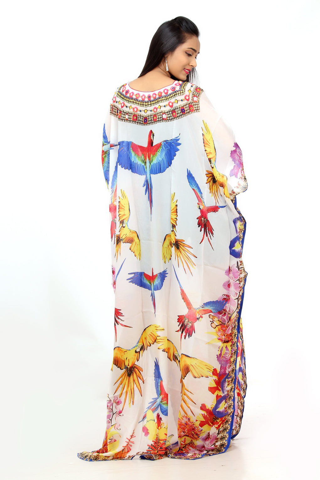 kaftan style for ladies