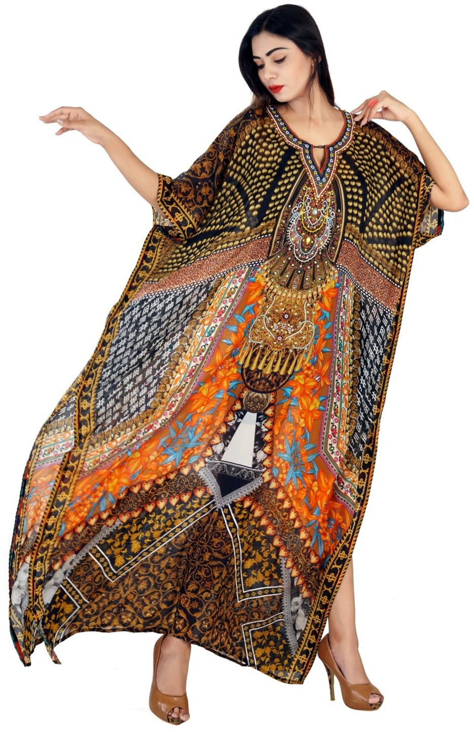 online shopping sites for kaftan clothes