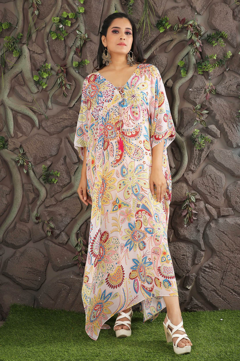 kaftan gown images