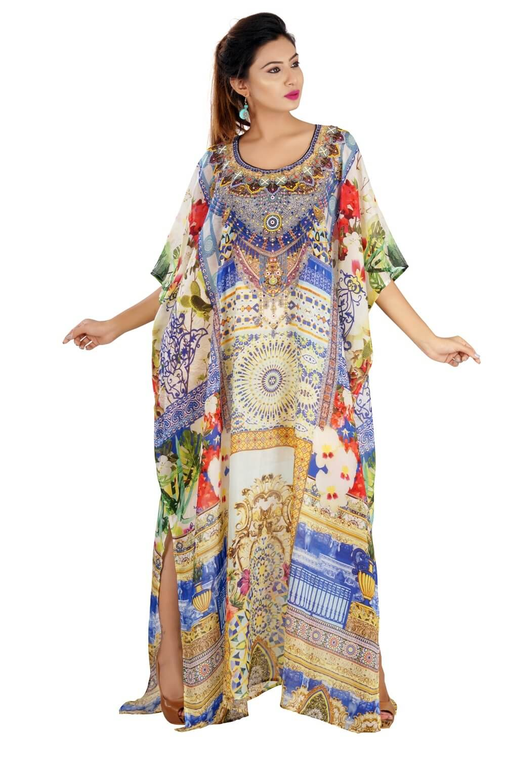 female kaftan styles