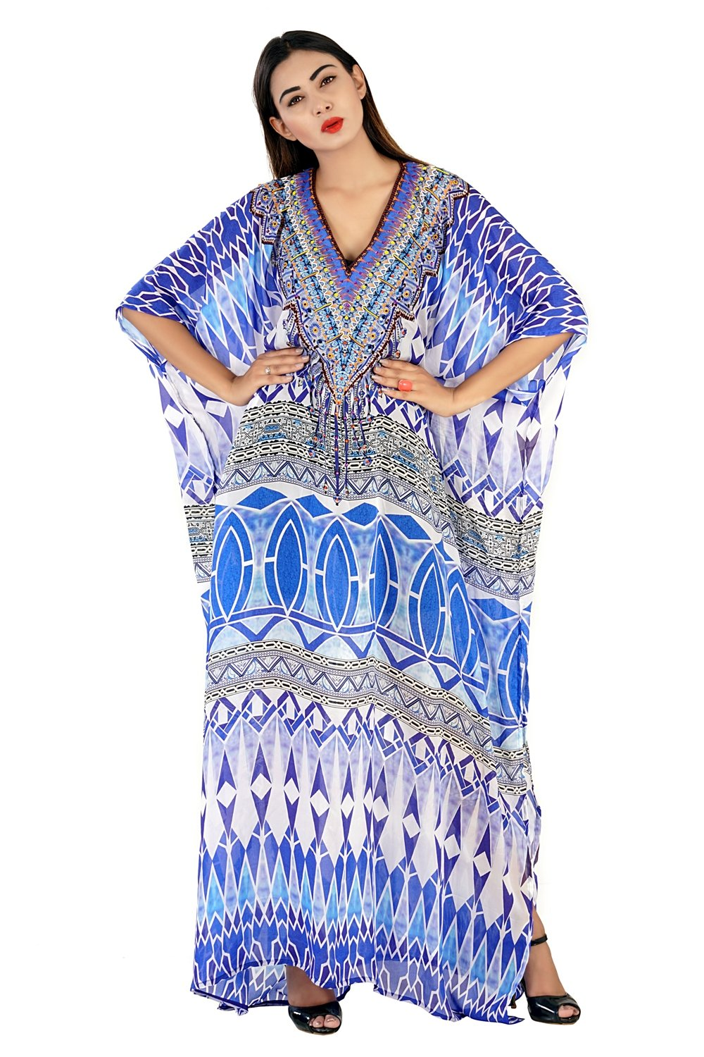 full sleeve kaftan