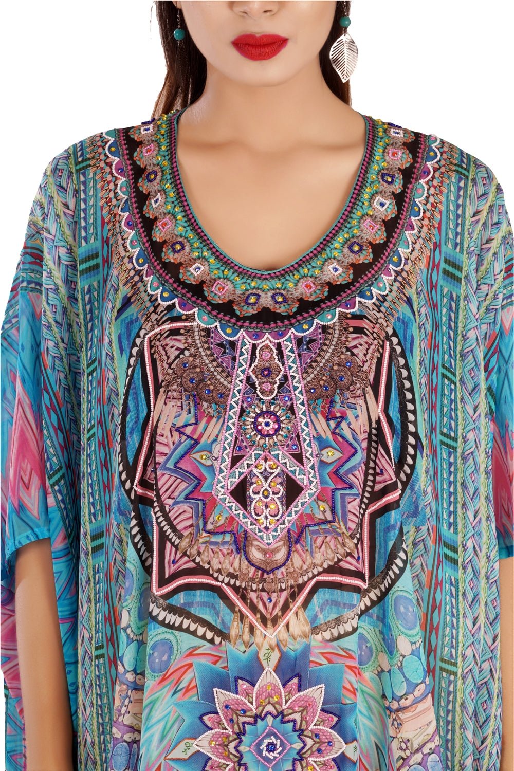 womens kaftan dress