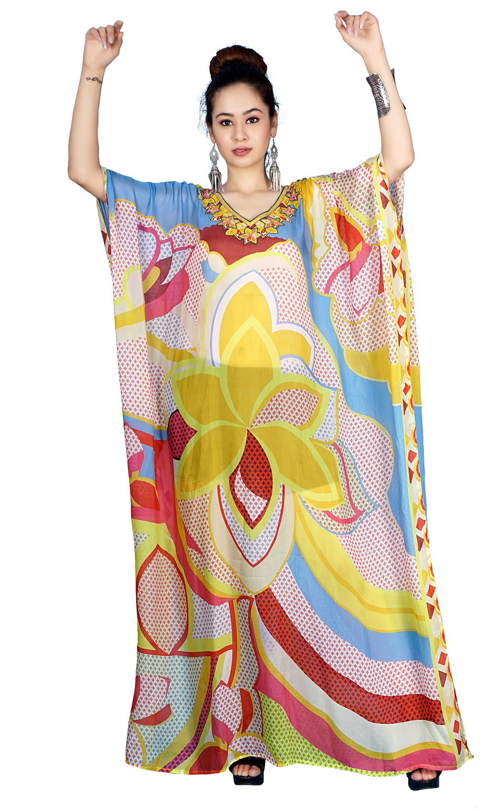 wholesale kaftan dresses
