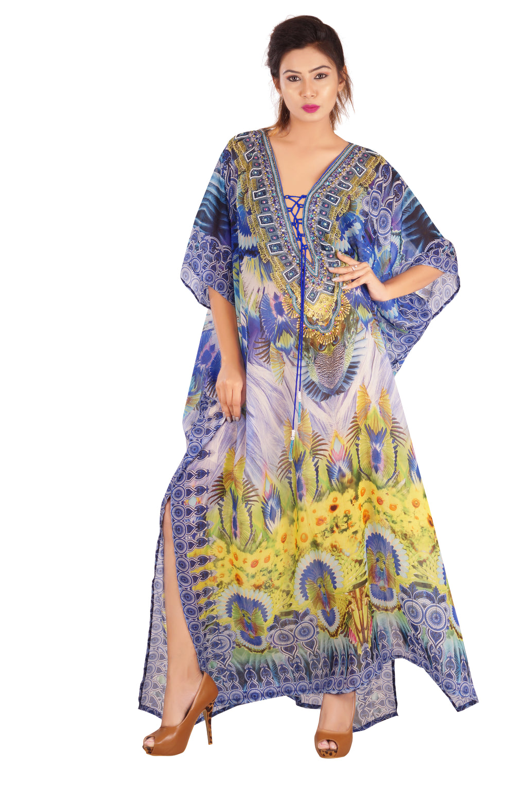 evening wear kaftans