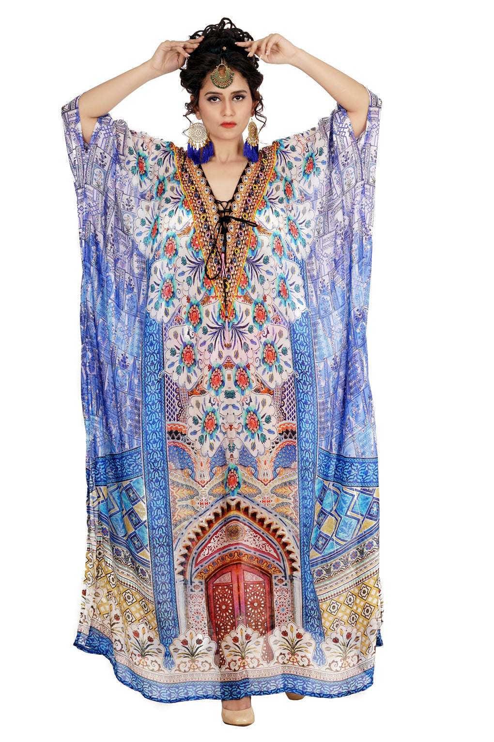 girls kaftans