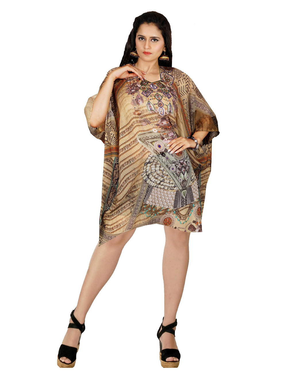 Silk caftan tunic Resort wear for women Silk dress for women luxury resort wear Caftan Dress Elegant kaftan - Silk kaftan