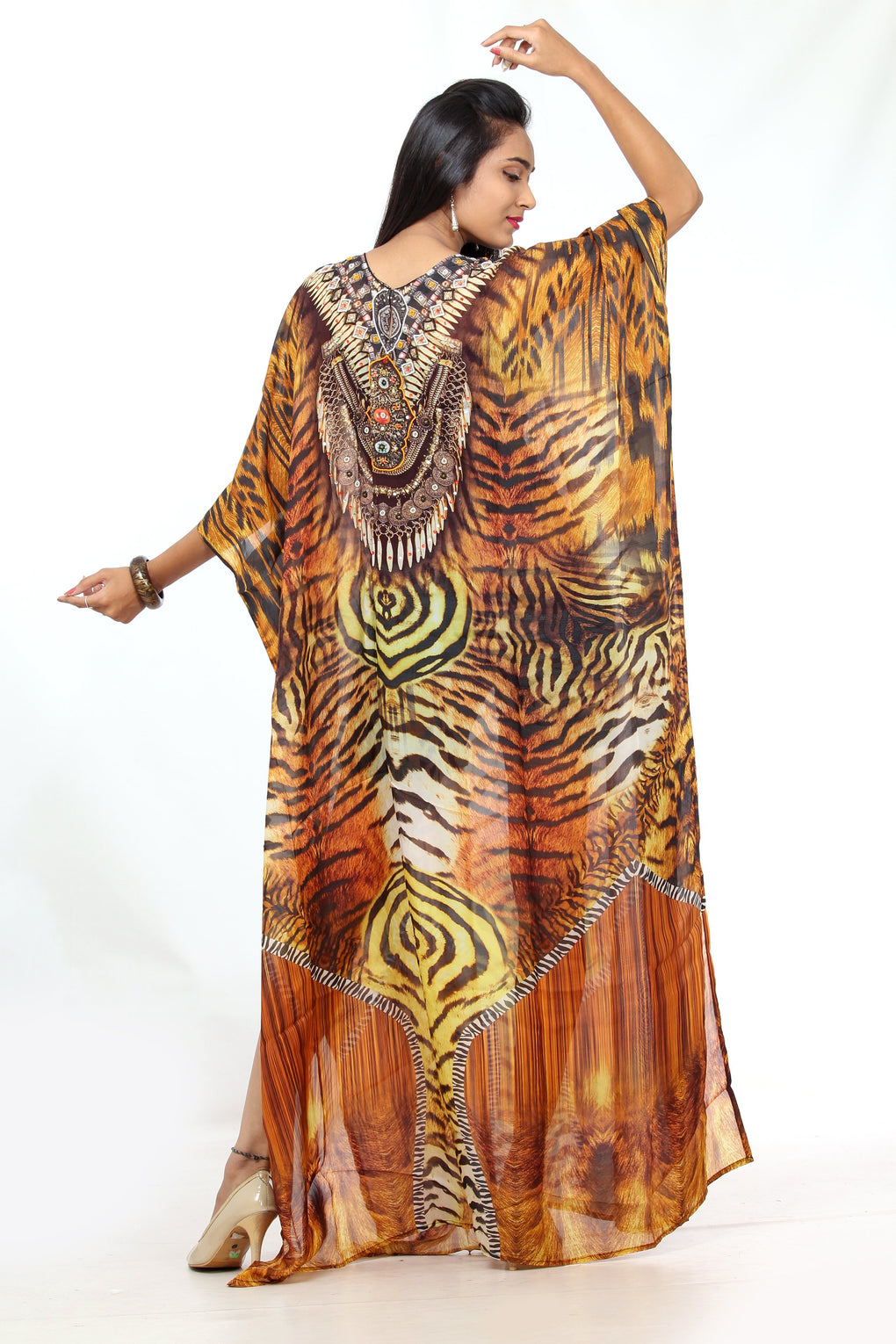 long kaftan tops