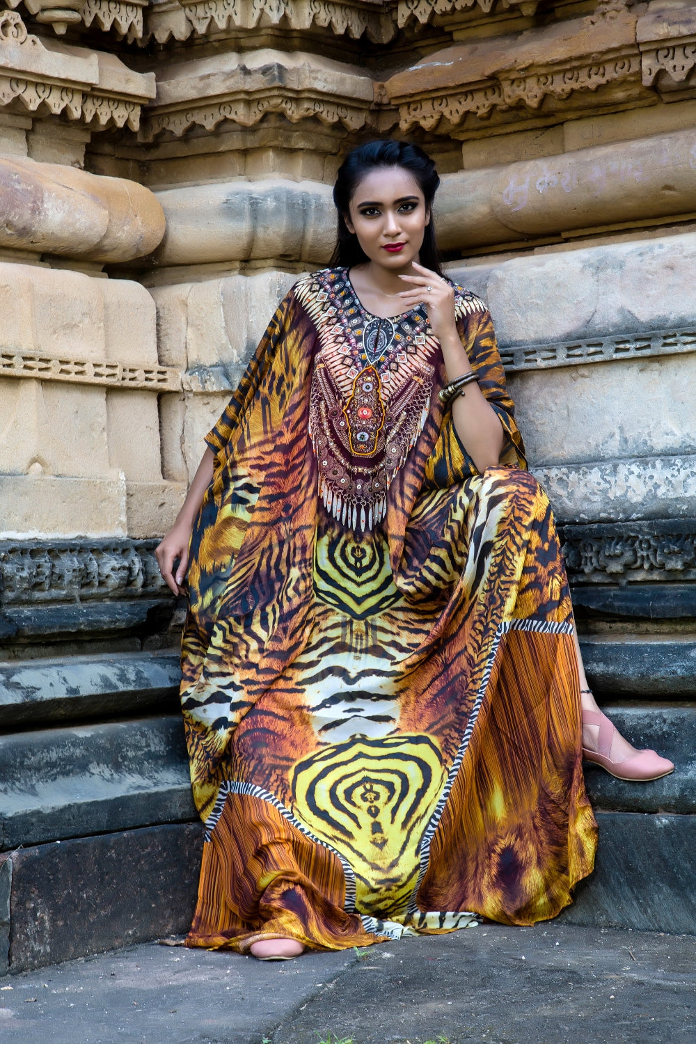 long kaftan dresses online