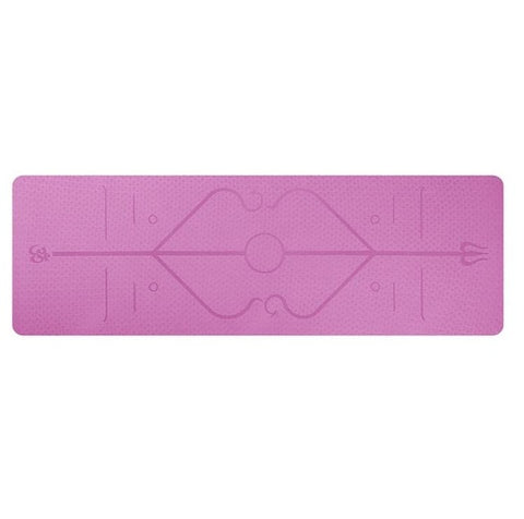 Guru Guide Yoga Mat