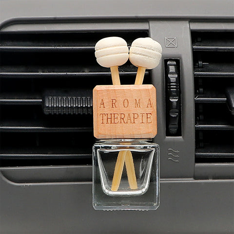 Spa Moment Essential Oil Car Diffuser