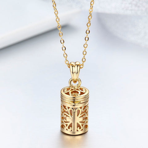Essential Oil Diffuser >Necklace<