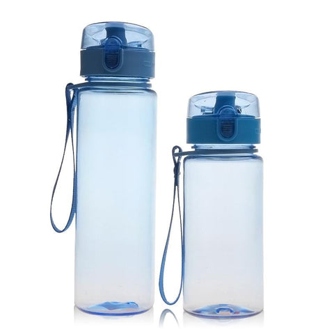 Image of Leak Proof Sport Water Bottle High Quality Tour Hiking Portable  Bottles 400ml 560ml