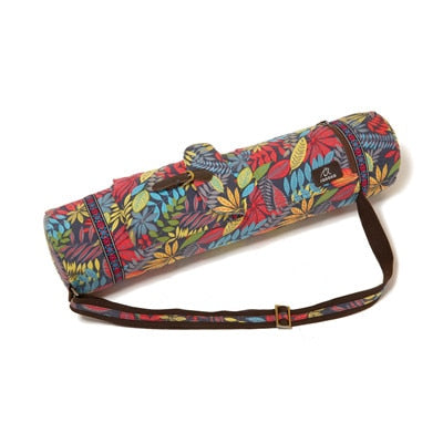 Large Stylish Yoga Mat Bag
