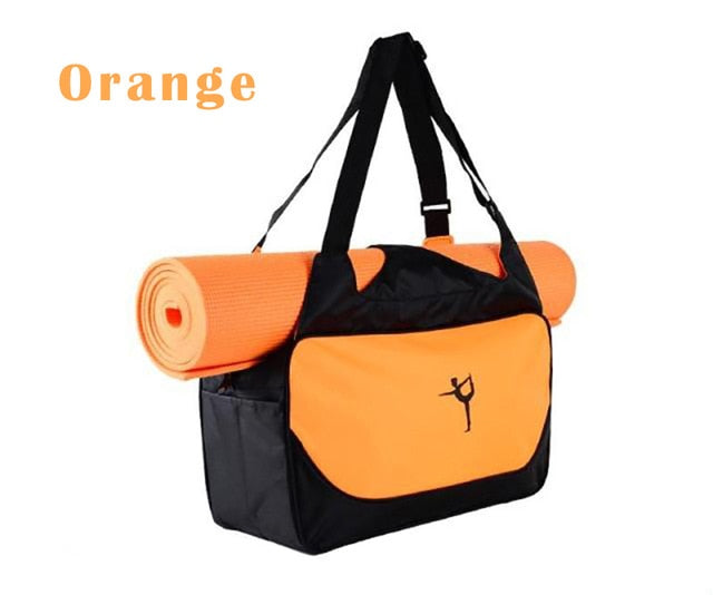 Grace on the Go Yoga Bag