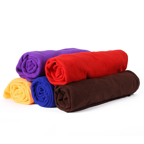 Quick Dry Yoga Towel
