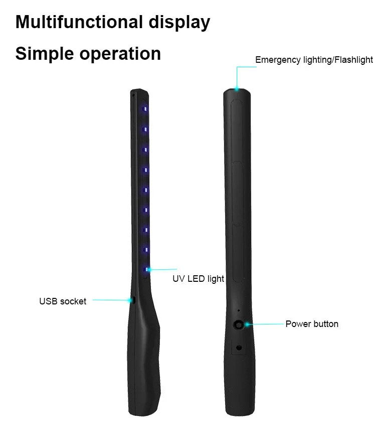 UVWand - Portable UVC Device