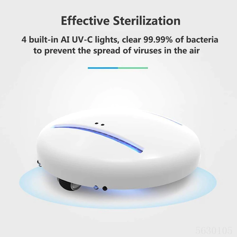 UVBot™ - The Sanitizing Robot