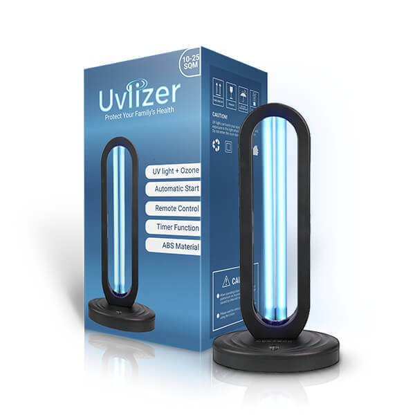 3x UVlizer™ - Home Disinfection Device - (Apartment Bundle)