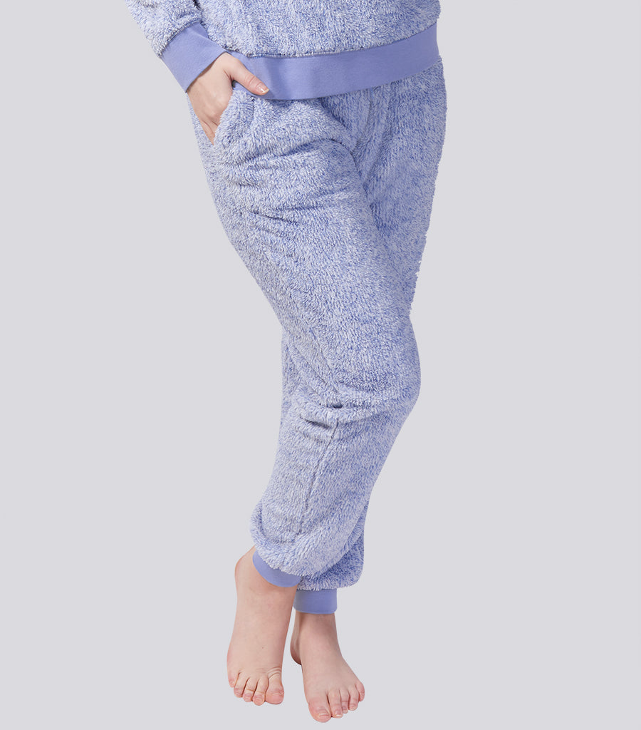 Blue Marle Fleece Pant