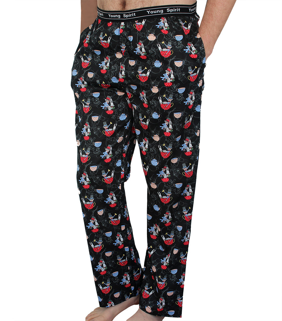 Mens The Mad Hatter Classic Cotton Sateen Pant