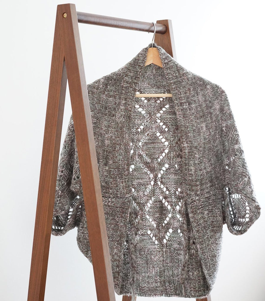 Knit Sweater Shrug - Magnolia Lounge