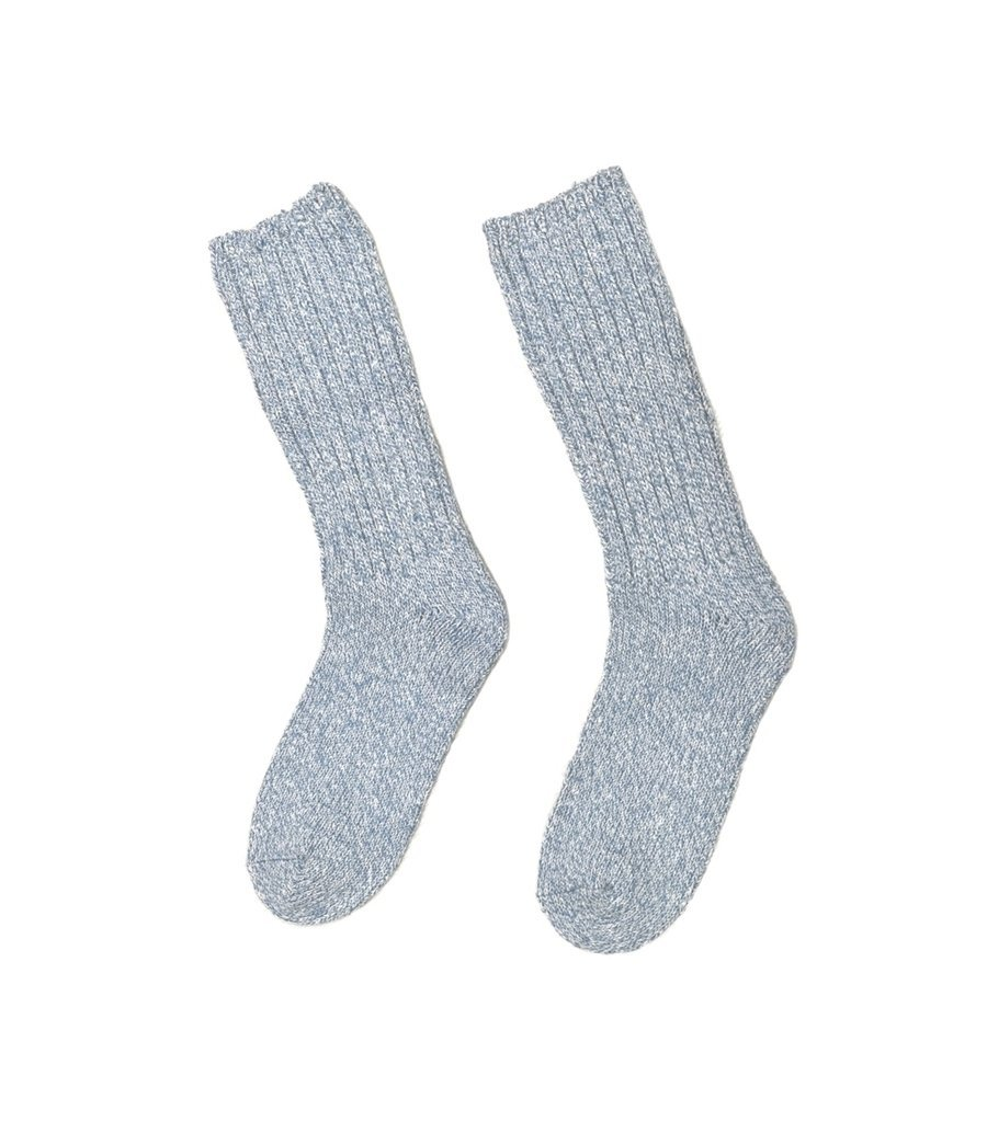 Luxe Cotton Chunky Knit Home Socks - Magnolia Lounge