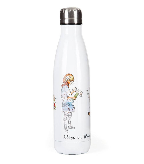 Alice in Wonderland Double Wall Insulated Drink Bottle - Magnolia Lounge
