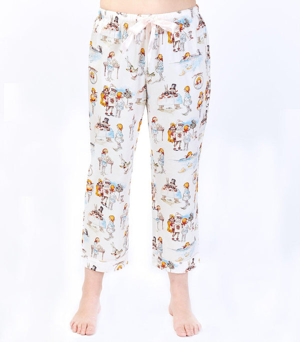 Pants - Alice In Wonderland 7/8 Pant