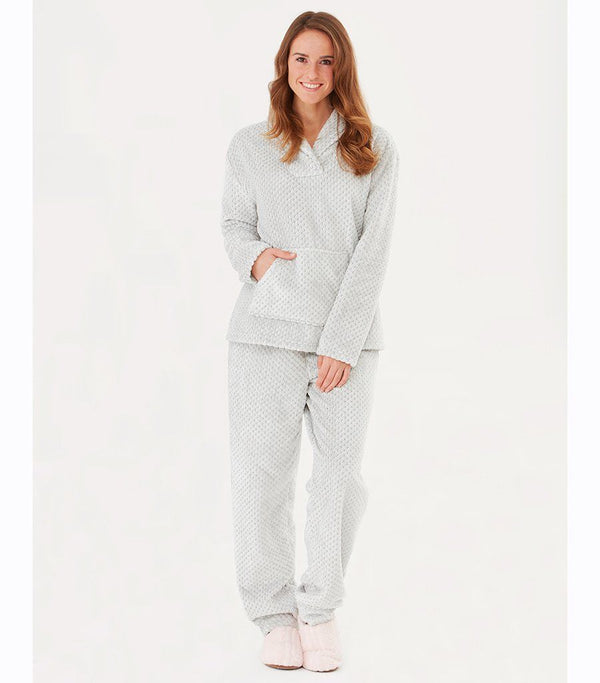 Grey Marle Jumper & Pant Set - Magnolia Lounge