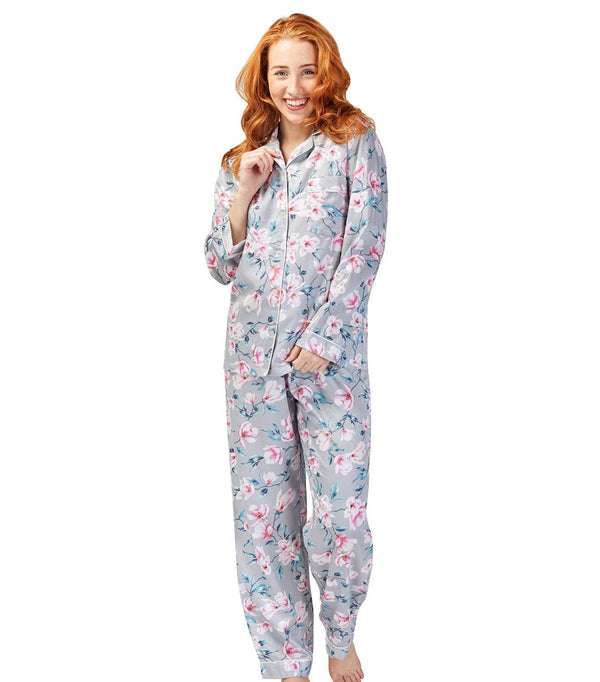 Magnolia Fields Pyjama Set - Magnolia Lounge