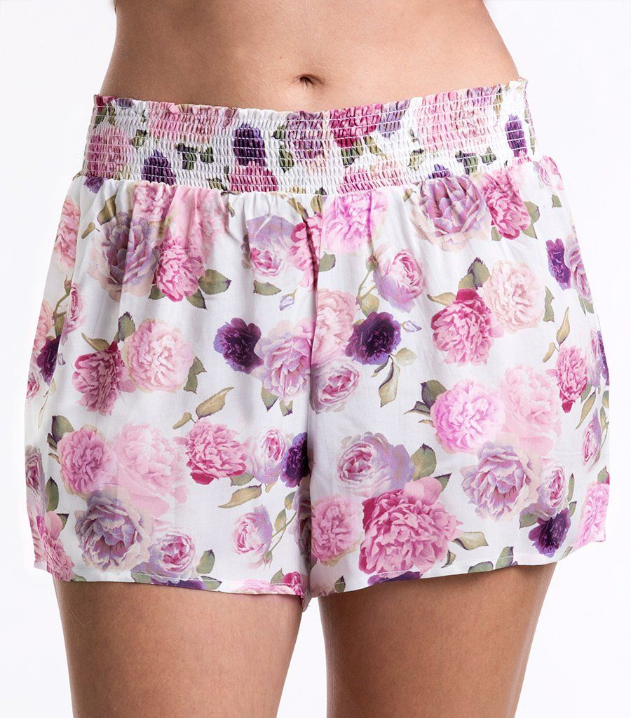 Highgarden Pyjama Short - Magnolia Lounge