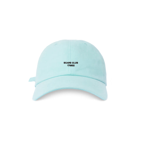 SCARS CLUB DAY ONE PREMIUM HAT - MINT