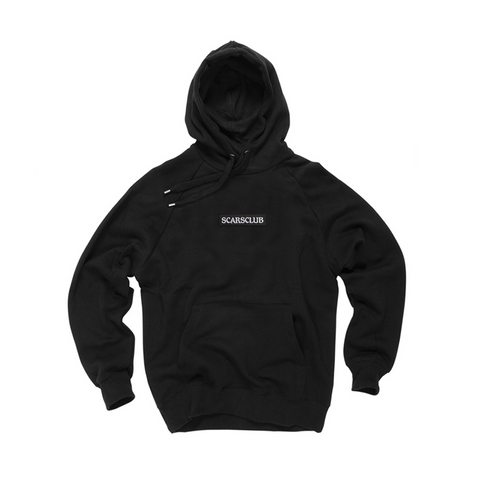 SCARSCLUB EMBROIDERED HOODIE (LIMITED)
