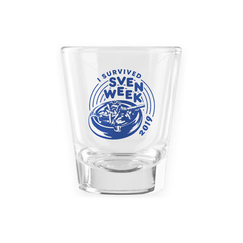 SVEN-WEEK SOUVENIR SHOT GLASSES (2-PACK)
