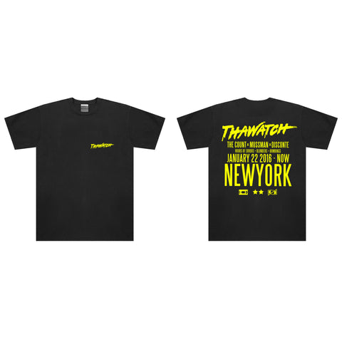 "THA-WATCH ""TOP 3"" PREMIUM T-SHIRT (LIMITED)"