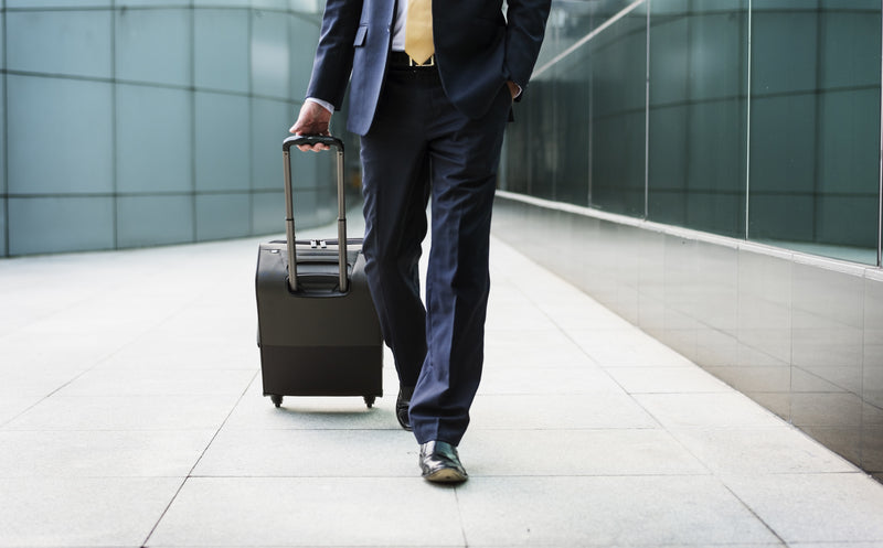 Don't Let Business Travel Wreck Your Training Schedule