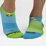 Beer Chaser Cycling Socks