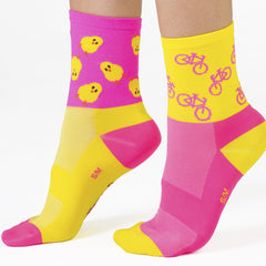 Cycling Chicks Cycling Socks