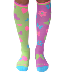 Live & Love SOle Tight Compression Socks