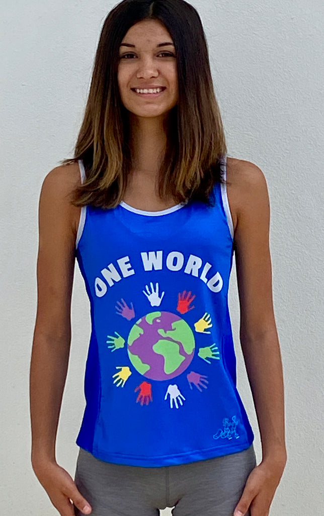 One World Tank Top