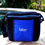 Embellish Medium Personalized Cooler Tote in Eight Colors